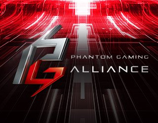 Phantom Gaming Alliance button
