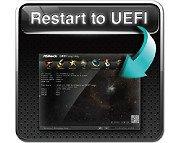 Restart to UEFI