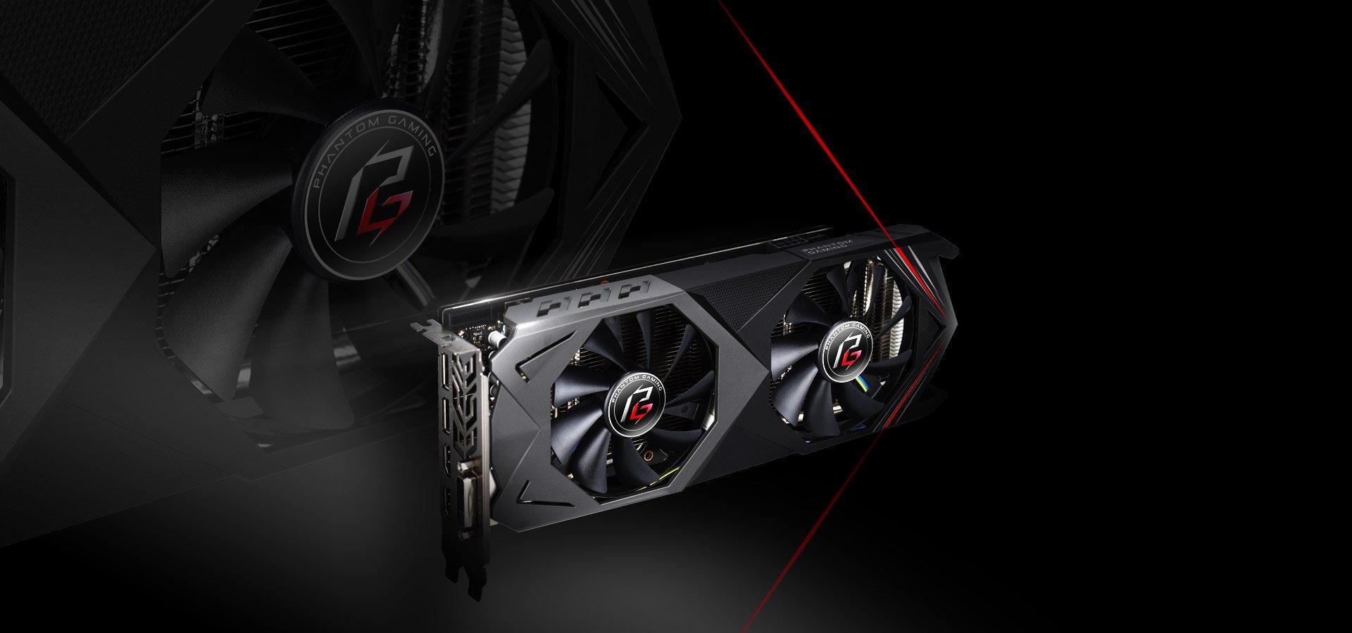 ASRock > Phantom Gaming X Radeon RX590 8G OC