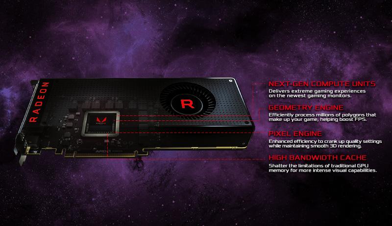 ASRock > Phantom Gaming X Radeon RX VEGA 64 8G