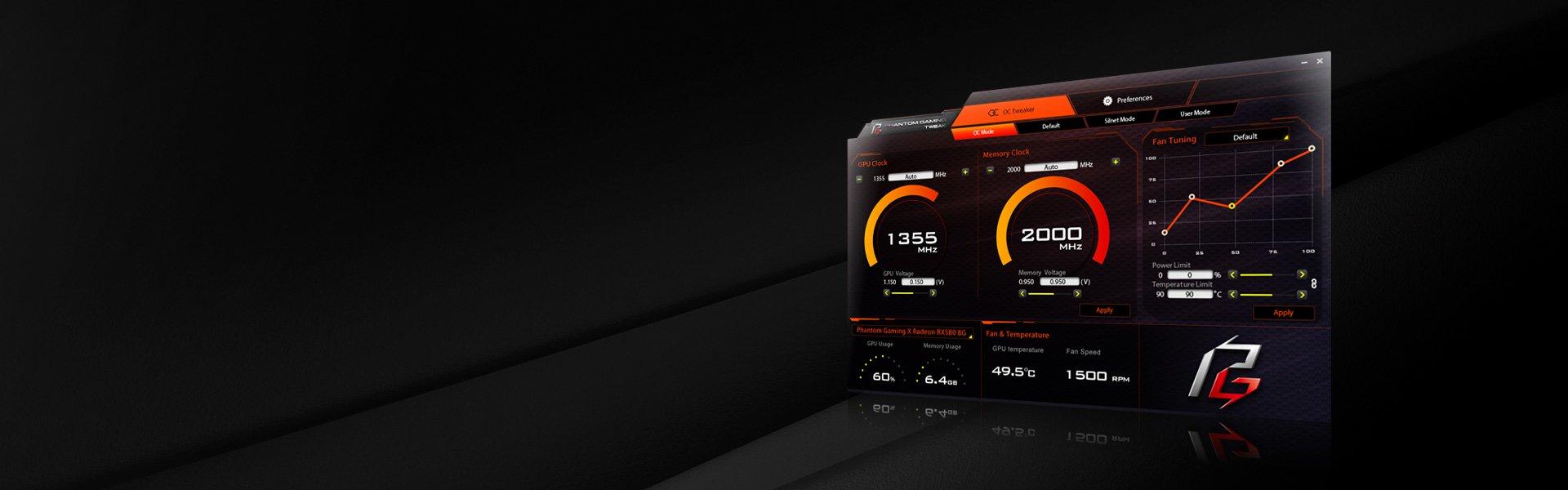 ASRock > Phantom Gaming Radeon RX560 2G