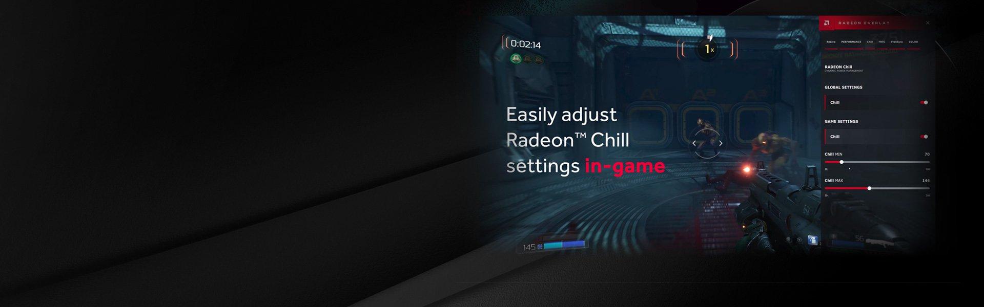 ASRock > AMD Radeon RX500 Series