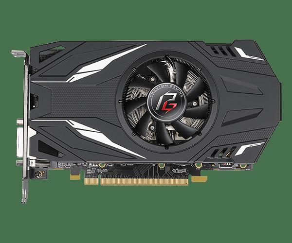 ASRock > Phantom Gaming M1 Radeon RX570 8G