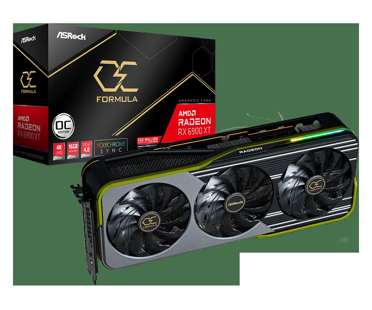 AMD Radeon RX 6900 XT OC Formula 16GB Photo