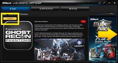gaming center asus download