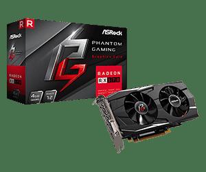Phantom Gaming D Radeon RX570 4G