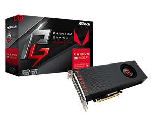 Phantom Gaming X Radeon RX VEGA 64 8G