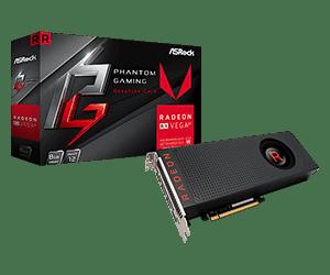 Phantom Gaming X Radeon RX VEGA 64 8G