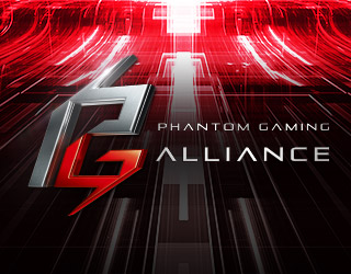 Phantom Gaming 聯盟按鈕