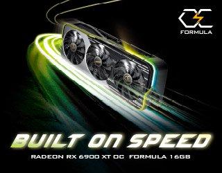 AMD Radeon RX 6900 XT OC Formula 16GB