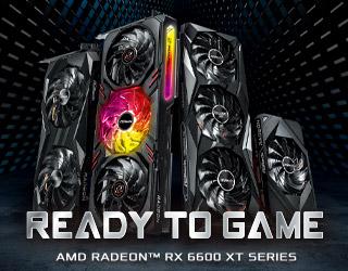 AMD Radeon RX 6600 XT Series