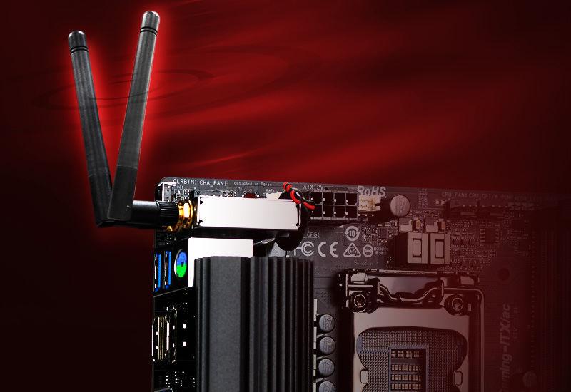 ASRock > Z390 Phantom Gaming-ITX/ac