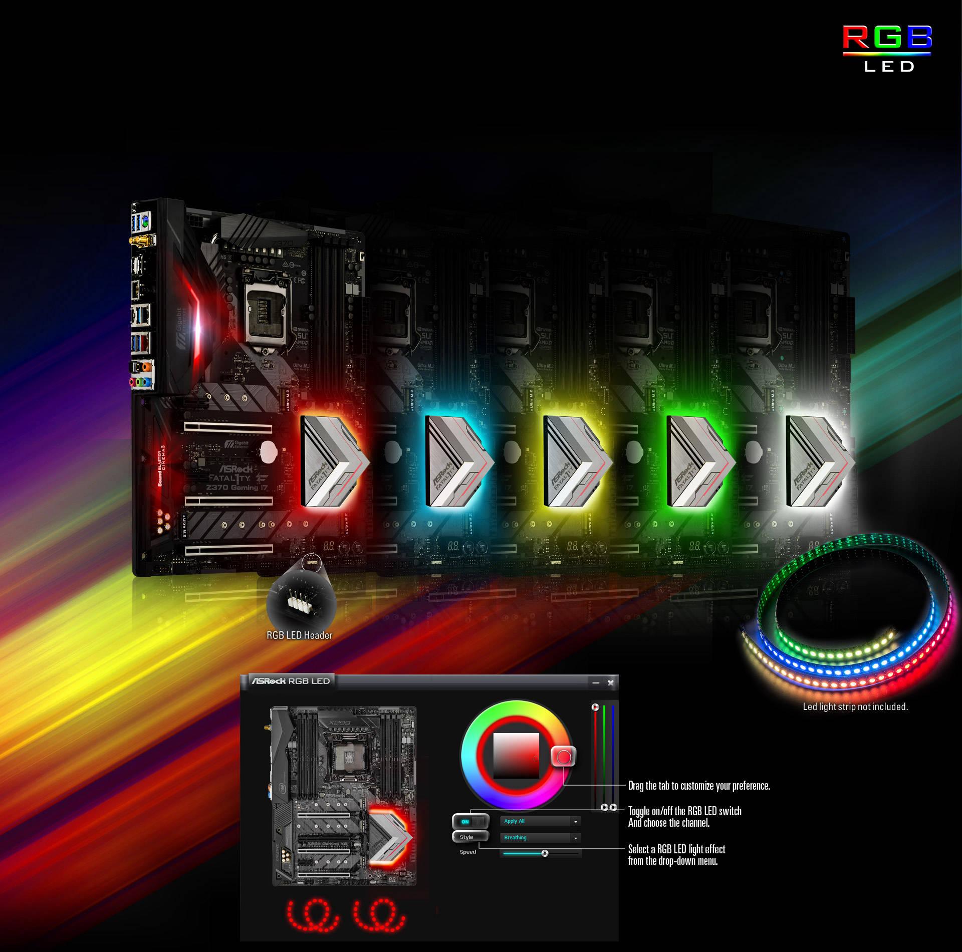 ASRock > Fatal1ty Z370 Professional Gaming i7