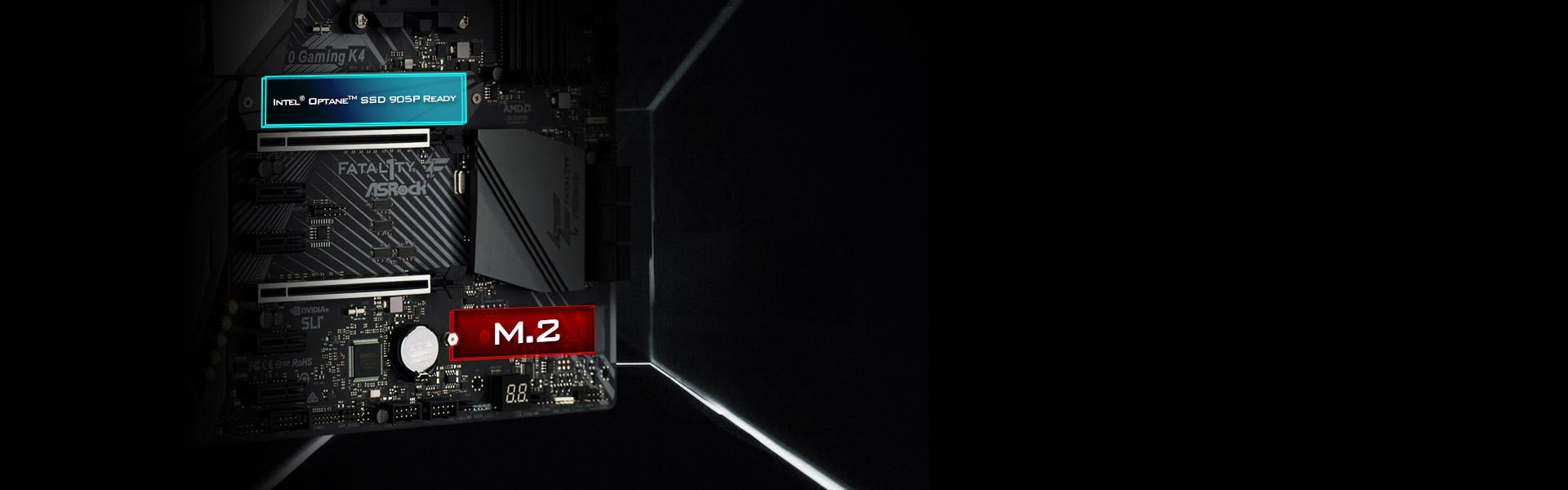 ASRock > Fatal1ty X470 Gaming K4