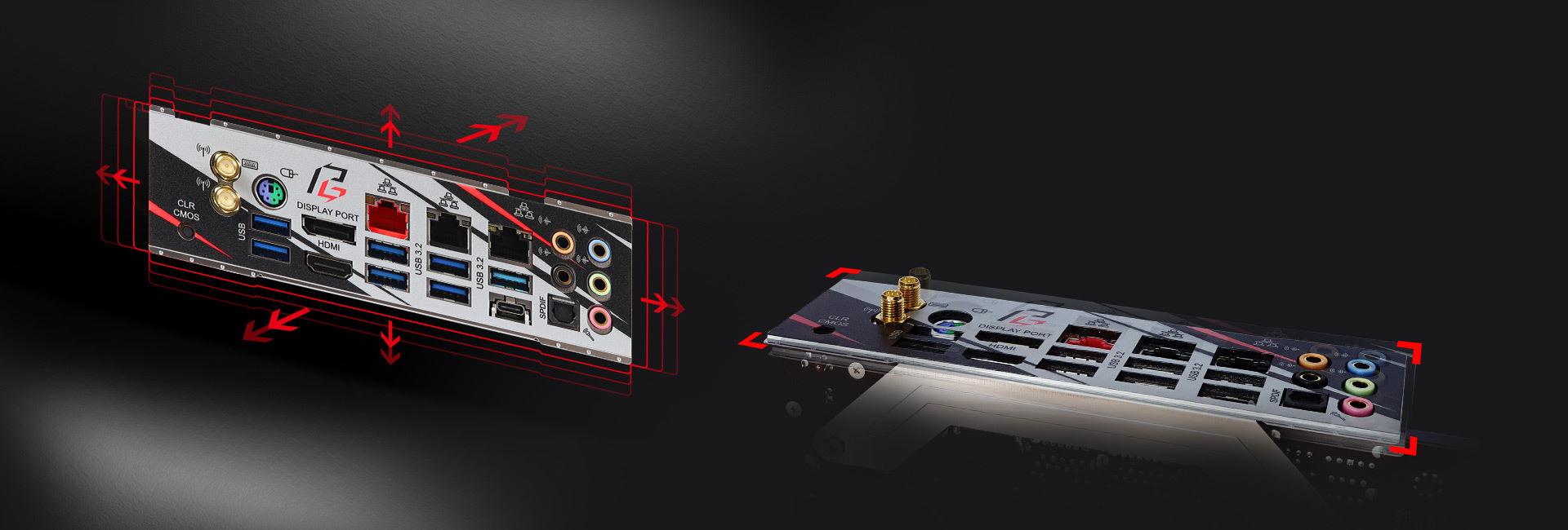 ASRock > Z390 Phantom Gaming 7