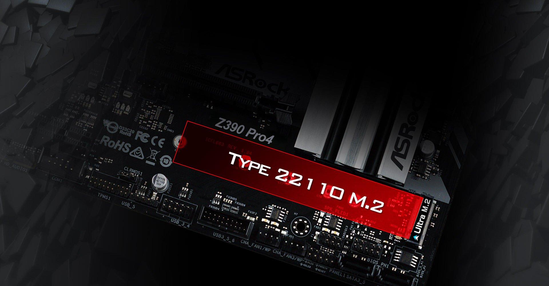 ASRock > Z390 Pro4