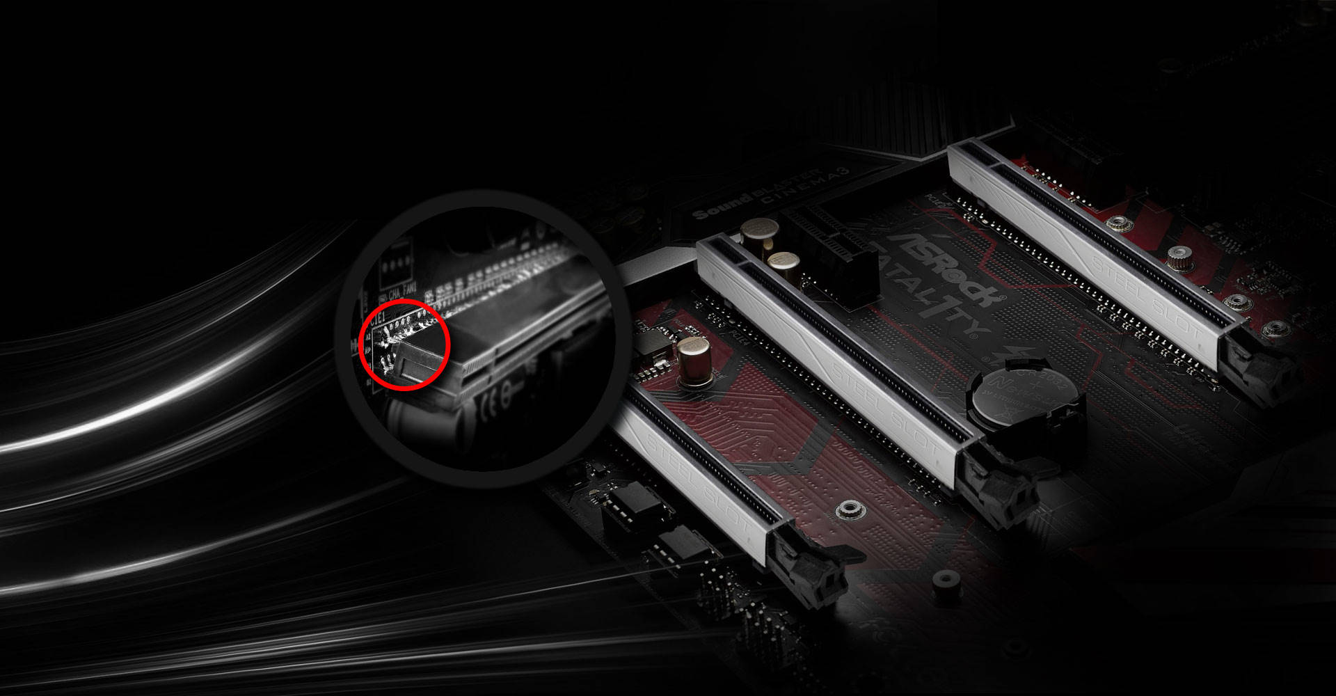 Asrock Fatal1ty X99 Professional Gaming I7 Block Diagram For The Chipset Advanced Pci E Steel Slot Packed With Solid Cover That Prevent Any Signal Interference Graphics Cards It Also Ensures Heavy To