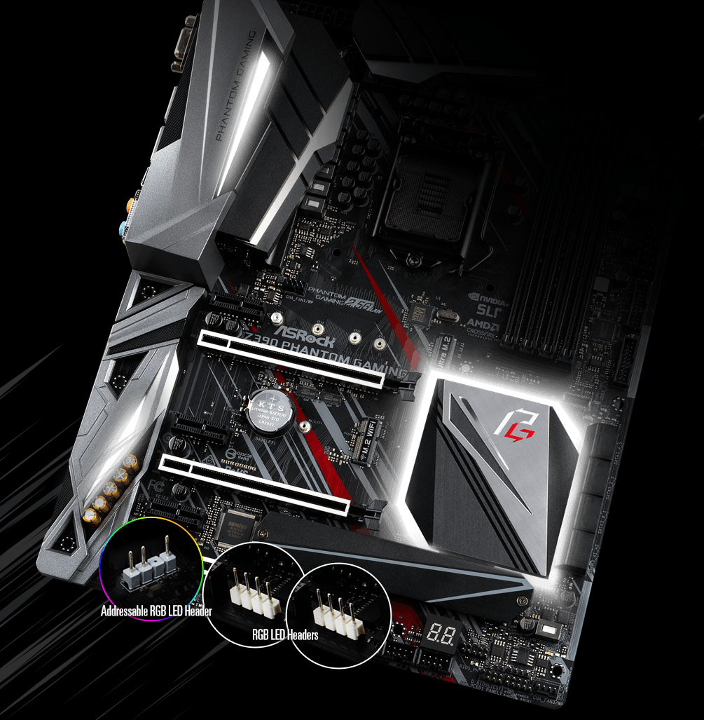 ASRock > Z390 Phantom Gaming 6