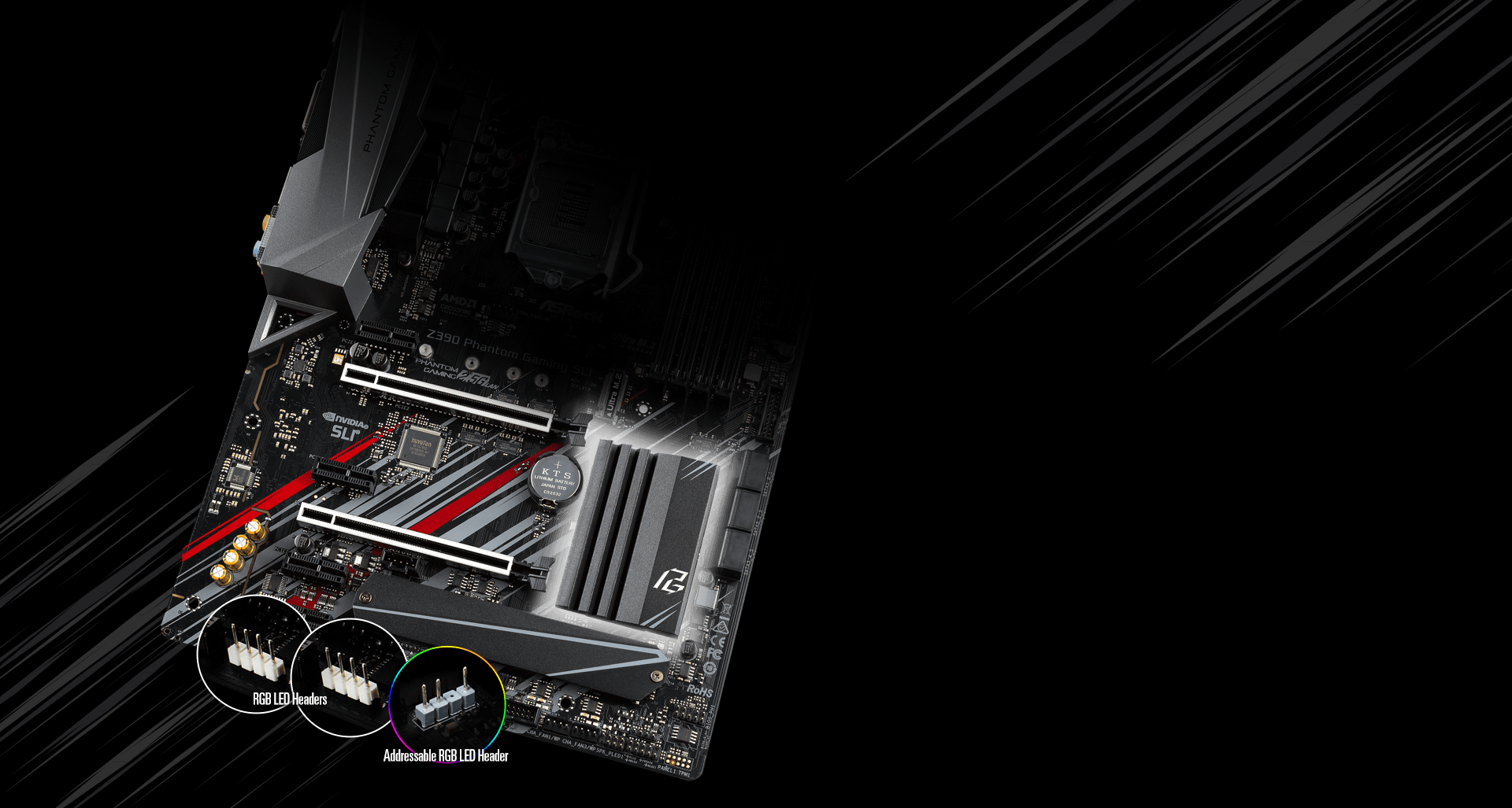 ASRock > Z390 Phantom Gaming SLI/ac