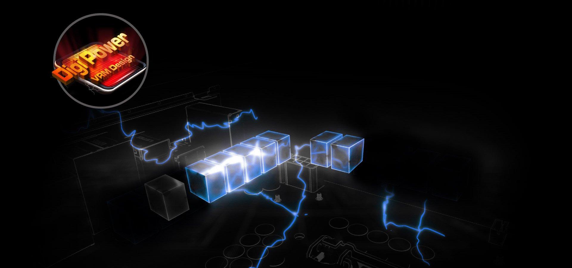 Power Phase 7 & 50A Choke(NoOC)