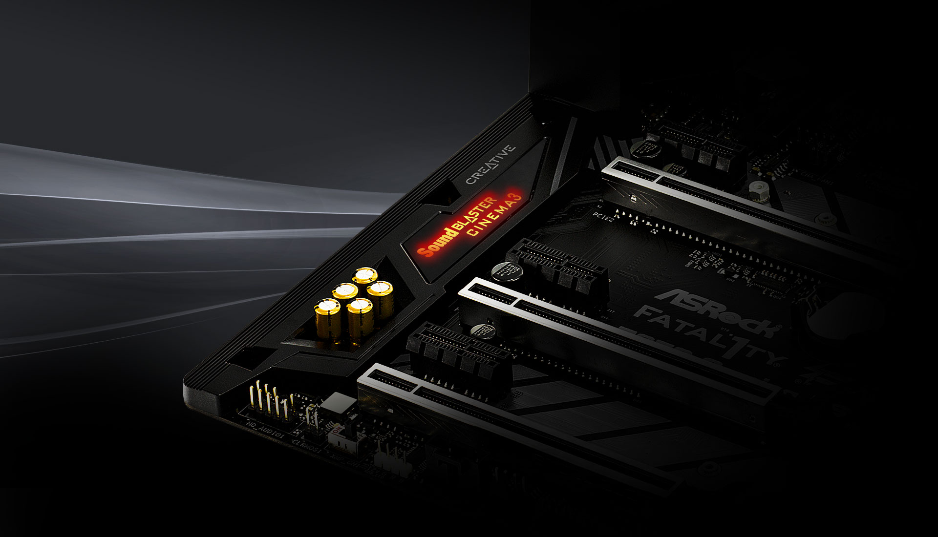 Asrock Fatal1ty Z370 Gaming K6 700 Watt Audio Amplifier And Switching Power Supply Enable 51 71 Surround Sound For An Additional Layer Of Transience To Your Listening Experience Even With Just A Pair Headphones Or Stereo Speakers
