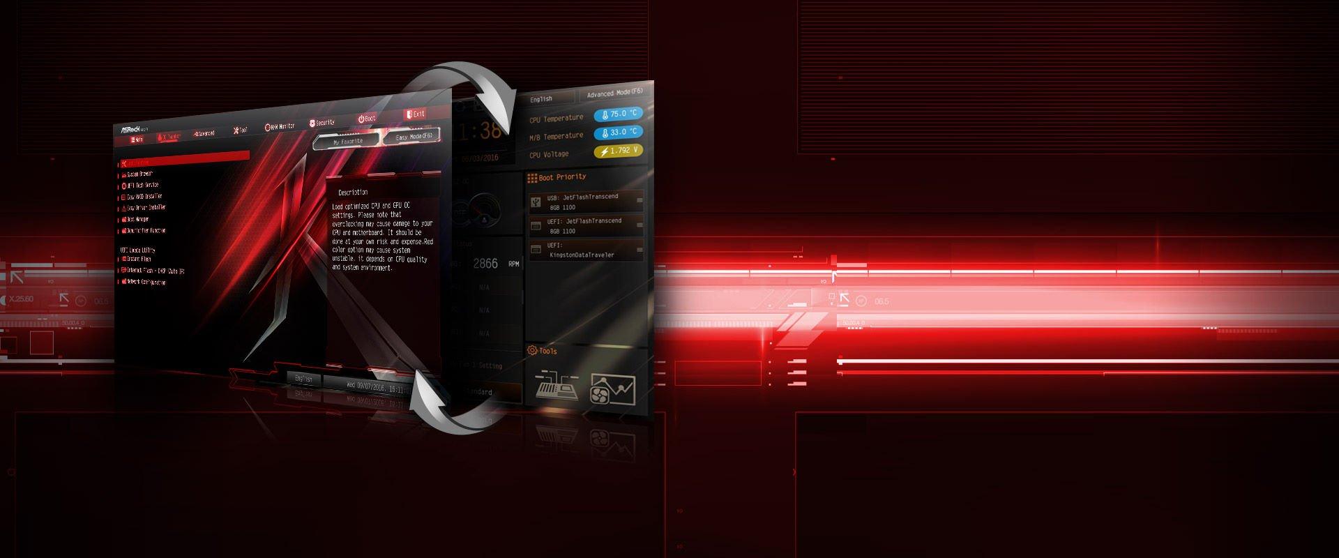 ASRock > Z270 Killer SLI/ac