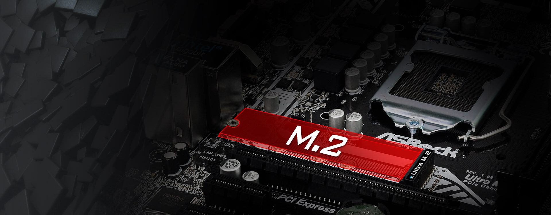 Asrock B250m Hdv Motherboard H110m Ddr4 Socket 1151 In Addition It Also Supports Sata3 6gb S M2 Modules And Is Compatible With Asrocks U2 Kit For Installing Some Of The Worlds Fastest Pcie Gen3 X4