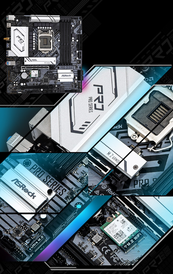 Image Your PC Transformed Z590 PRO