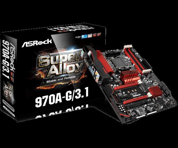 ASRock > 970A-G/3 1