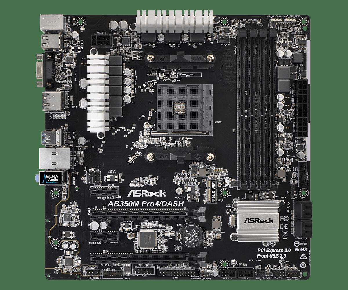 ASRock > AMD AM4 Series