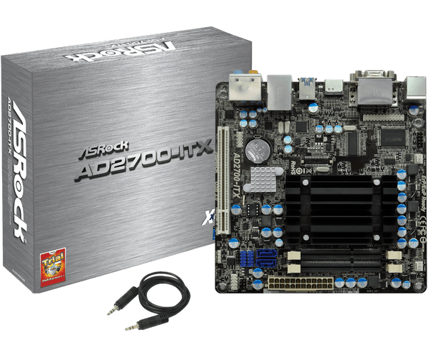 DRIVERS FOR ASROCK AD2700-ITX