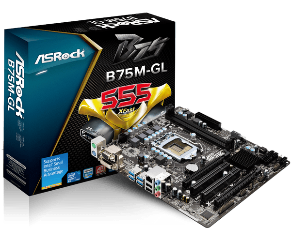 Asrock B75M-GL SBA X64 Driver Download