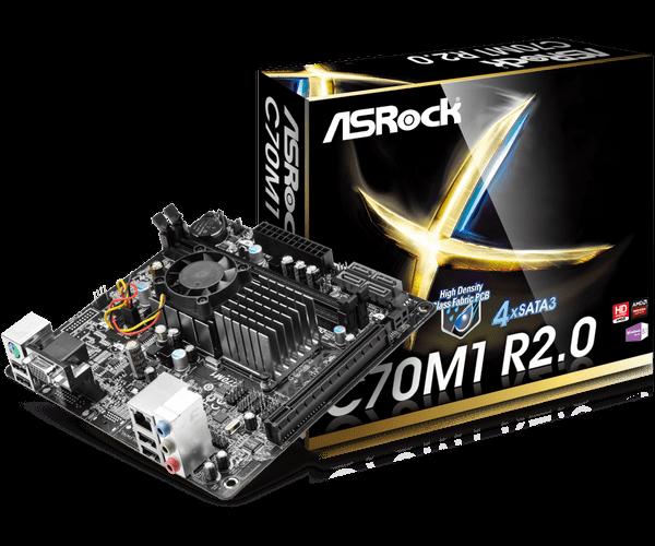 DRIVER: ASROCK C70M1 REALTEK AUDIO