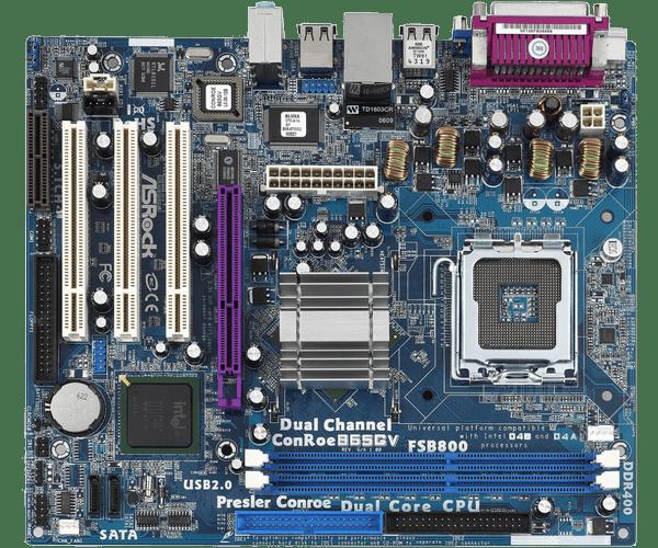 asrock fsb800 motherboard audio drivers