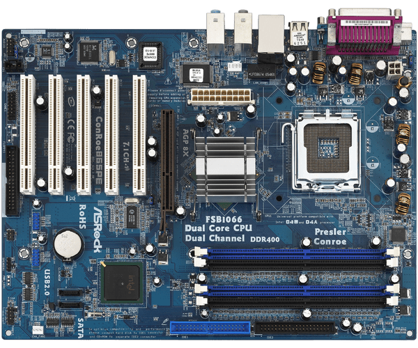 DRIVERS UPDATE: INTEL 865PE AGPSET