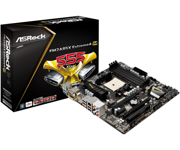 ASROCK FM2A85X EXTREME4-M DRIVERS DOWNLOAD (2019)