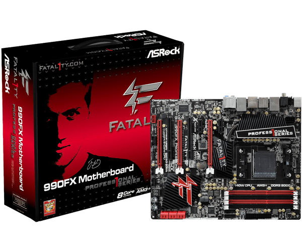 ASROCK FATAL1TY 990FX PROFESSIONAL INSTANT BOOT DRIVERS WINDOWS 7