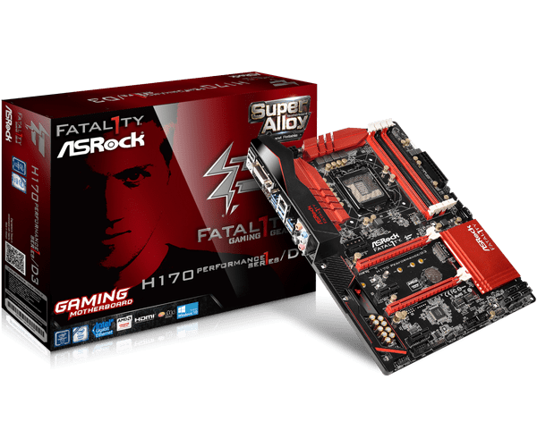 ASROCK FATAL1TY H170 PERFORMANCED3 INTEL CHIPSET WINDOWS 7 X64 DRIVER