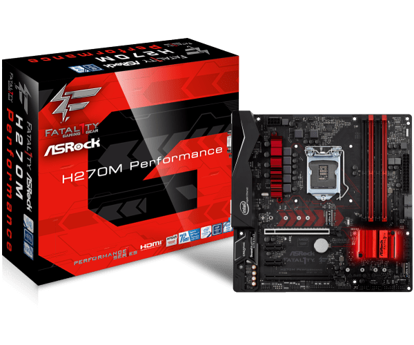 ASROCK FATAL1TY H270M WINDOWS 10 DOWNLOAD DRIVER