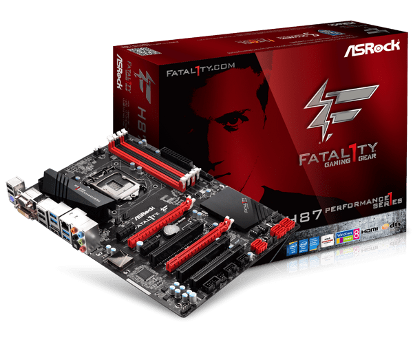 ASROCK FATAL1TY H87 PERFORMANCE INTEL GRAPHICS DRIVER PC