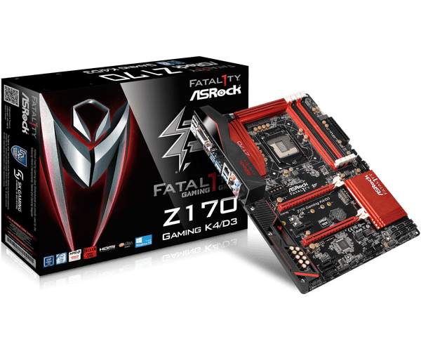 DRIVERS ASROCK FATAL1TY Z170 GAMING K4/D3 INTEL USB 3.0