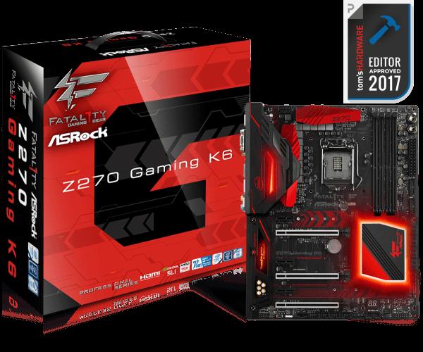 ASRock   Fatal1ty Z270 Gaming K6 a535c08f735