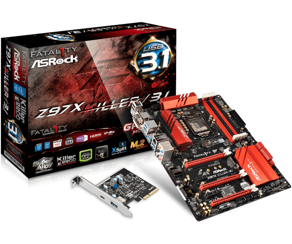 ASROCK FATAL1TY Z97X KILLER REALTEK HD AUDIO DRIVERS FOR WINDOWS MAC