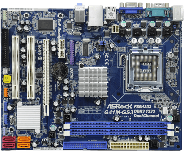 Asrock G41M-GE3 INF Drivers for Windows Mac