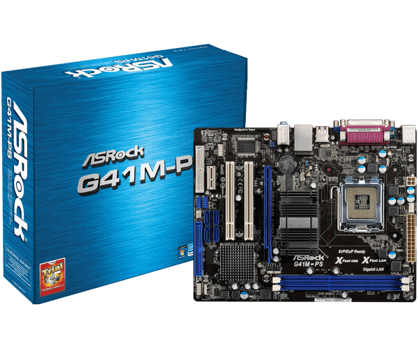 DRIVERS ASROCK G41M-PS INTEL INF