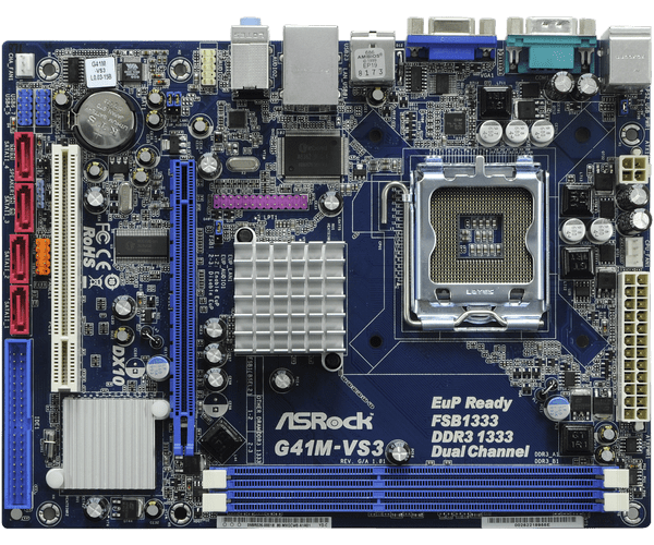 DRIVERS UPDATE: ASROCK G41M-VS3 INTEL INF