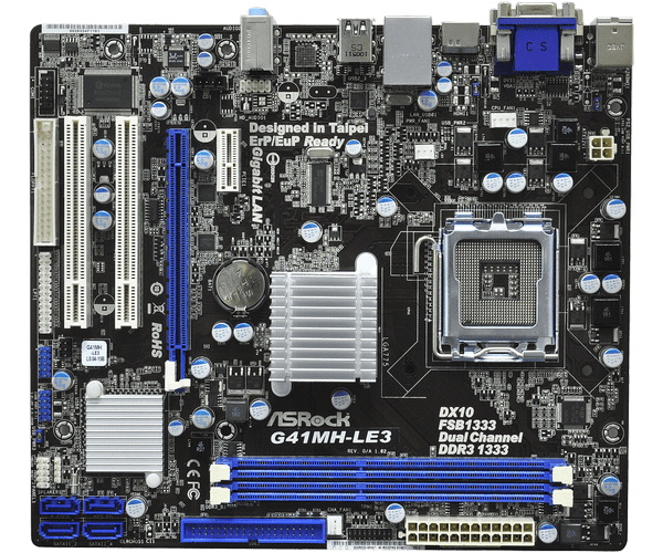 ASROCK G41MH-LE3 DRIVERS FOR WINDOWS VISTA