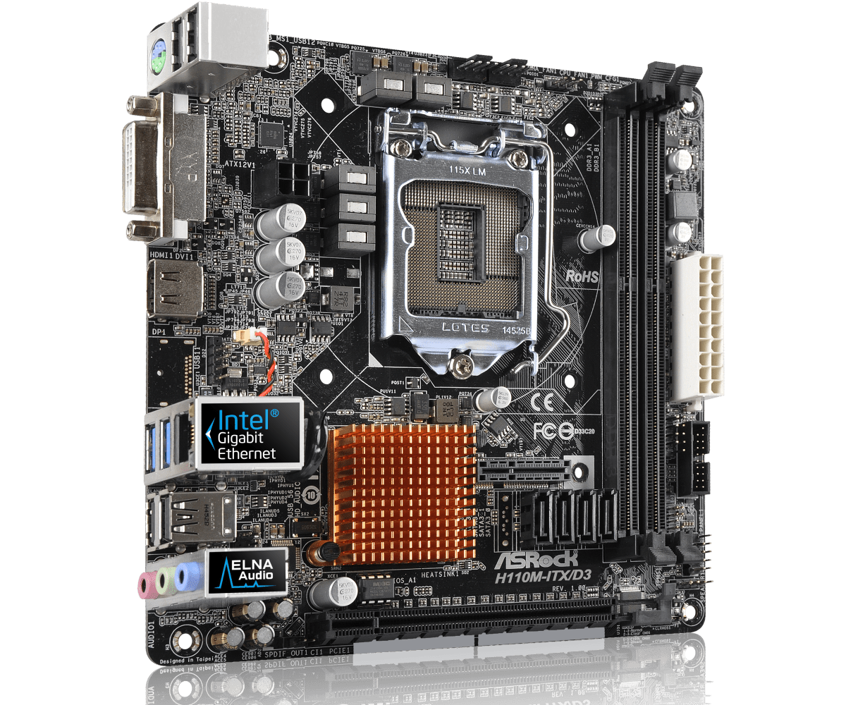 ASROCK H110M-ITXD3 DRIVER FOR WINDOWS 8