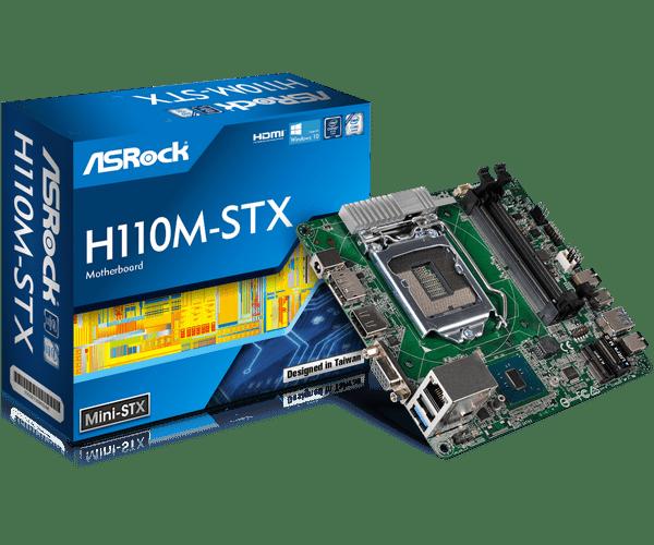 ASRock H110M-I Intel Chipset Treiber
