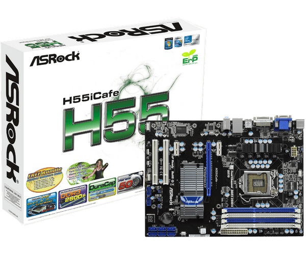 ASROCK H55ICAFE SATA2 DRIVER FOR WINDOWS MAC